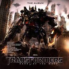 TRANSFORMERS:DARK OF THE MOON-THE ALBUM - OST/  VINYL LP NEUF