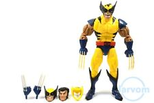 "Marvel Legends 6"" Inch 80 X-Men 3-Pack Love Triangle Wolverine Loose Complete"