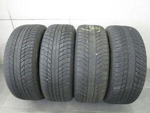 4x Winterreifen Bridgestone Blizzak LM 001 225/55 R17 97H RSC *