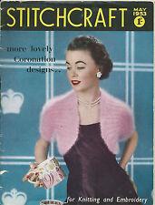 May Stitchcraft Monthly Craft Magazines