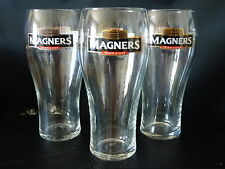 3 NEW MAGNERS GLASSES,1 WITH A DEFECT, GREAT FOR SUMMER B.B.Q  SEE ALL PHOTOS