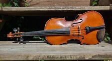 Old 3/4 size violin