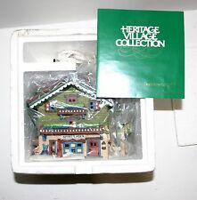 Dept. 56 Alpine Village Series Sport Laden In the box works great