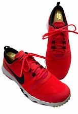 Nike FI Impact 2 Golf Shoes Hot Punch 776111-600 Men's Size 11 Spikeless
