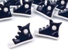 Knöpfe 10 Stück Motivknöpfe Kinderknöpfe Button Schuhe Snakers