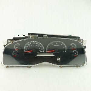 1999 Ford F150 Speedometer Instrument Cluster Gauges