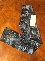 Lululemon Size 2 (aust 6) Wunder Under HR Tight*F New With Tags TNLV