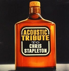 Guitar Tribute Playe - Acoustic Tribute to Chris Stapleton [New CD]