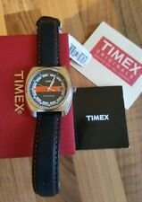New with Tags Timex Originals T2N585 1970's Reissue Mens Quartz Watch RRP £99