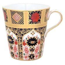 New Royal Crown Derby 1st Quality Old Imari Solid Gold Band Mug