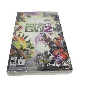 Plants vs. Zombies: Garden Warfare 2 GW2 (PC, 2016) NEW Sealed