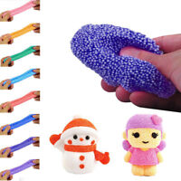 3D Snow Mud Fluffy Floam Slime DIY Kid Relief Stress No Borax Modelling Clay Toy