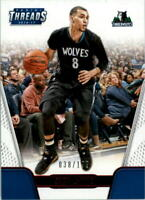 2016-17 Panini Threads Century Proof Red #76 Zach LaVine /199 - NM-MT