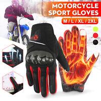 Full Finger Cycling Motorcycle Gloves Gel Bike Long Sport Touchscreen Gloves