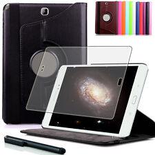 9h Pellicola Vetro CARRO ARMATO + 360 ° Borsa Per Samsung Galaxy Tab a 9.7 Custodia Protettiva Cover