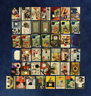 MODERN+MULTI-SPORT+ALL+GAME-USED+GAME-WORN+CARD+LOT+OF+42+COLLECTION+%2A271094