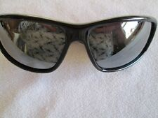 Maui Jim black frame polarized sunglasses. 278-02. Spartan Reef.