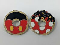 Mickey And Minnie Mouse Donuts Mystery Series Disney Pin Trading