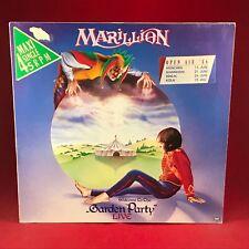 "MARILLION Garden Party Live 1986 German 3-track 12"" EP 12"" vinyl single EXCELLEN"