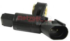 Sensor, Raddrehzahl für Bremsanlage Vorderachse METZGER 0900063