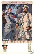 14475/ Künstlerkarte Deutscher Schulverein Karte Nr. 475