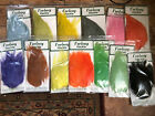 EWING Saltwater Rooster Cape Patches (Lots of colors!) NEW