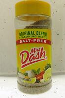 Mrs. Dash ~ Original Blend ~ Salt - Free No MSG Seasoning ~ 10 oz