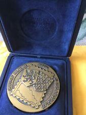 Medaille Bronze Philatélie Valenciennes 1998 Médaille D'argent