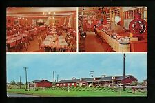 Restaurant postcard Lewisburg Pennsylvania PA Farmer's Best Country Kitchen