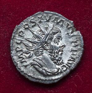 Denier, monnaie romaine, argent