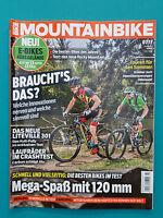 Mountainbike  Juli 07/2017    ungelesen 1A  absolut TOP