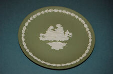 Wedgwood Plate - Mother 1972 - Green 6 & 1/2 inches - Excellent