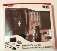 I-Con Compatible Nintendo 3DS And DSi Essential Starter Kit. New