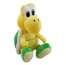 Super Mario Bros Koopa Troopa Plush Peluche 16 cm
