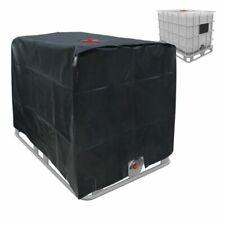 ECD Germany 120x100x116cm Bâche de Protection pour Réservoir IBC - Noire (299041036)