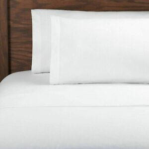 500 Thread Count 100% Egyptian Cotton Small Double 4FT Extra Deep Fitted Sheets
