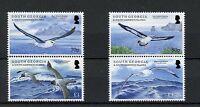 South Georgia & S Sandwich Is 2015 MNH Albatrosses 5v Set Birds Albatross Stamps