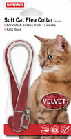Beaphar Cat Flea Collar Velvet Pack of 2