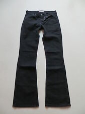 Levi's 529 Bootcut Jeans Hose, W 28 /L 34, Schwarz ! Black Stretch Denim, RAR !