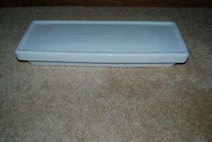 Toto ST934 Cotton White Lloyd Toilet Tank Lid  - FLAWLESS & FULLY SANITIZED