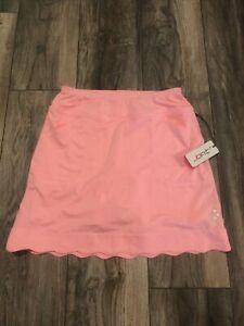 NWT JOFIT WOMEN'S Scallop GOLF SKORT - SIZE: Xs Pink 86$$$