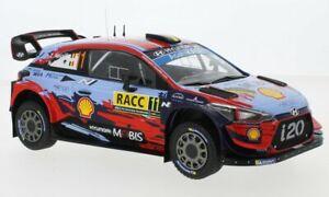 IXO 1:18 18RMC052A 2019 WRC Hyundai i20 Rallye Catalunya (T.Neuville) #11 - NEU!