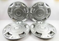 "BRAND NEW  WHEEL TRIMS SOLID 16 "" HUB CAPS SET FOR FORD TRANSIT MK7  2006-2013"