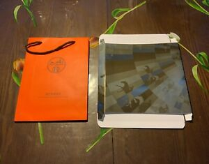 3 Designer Carrier Bags And 1 Box