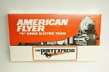 Lionel American Flyer S Union Pacific Diesel PC Pony Express Set 6-49600 SEALED