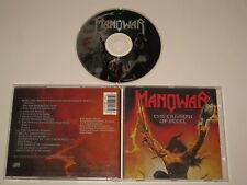 MANOWAR/The Triumph of Steel (Atlantic 82423) CD Album