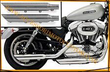 Terminali Marmitte Scarichi Harley Davidson Sportster 883 1200 Iron 48 Nightster