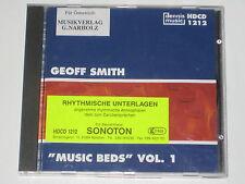 CD/DENNIS MUSIC LIBRARY HDCD 1212/GEOFF SMITH/MUSIC BEDS Vol.1
