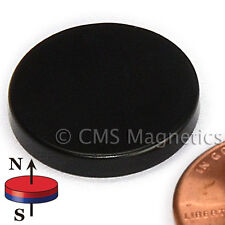 "CMS Magnetics® Strong N42 Neodymium Disc Magnet Epoxy Coated 3/4""x 1/8"" 10-pc"