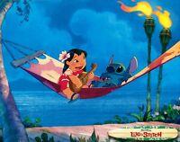 Lilo & Stitch movie poster print # 3 Disney - 11 x 14 inches